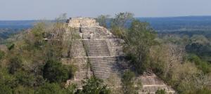 Calakmul Campeche Mèxico