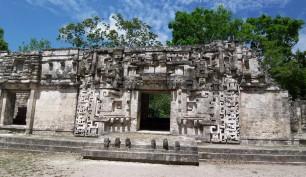 Chicannà Campeche Mèxico