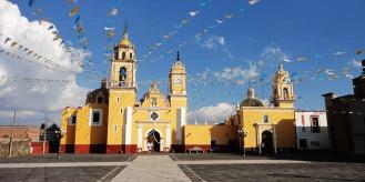 Cholula Puebla Mèxico