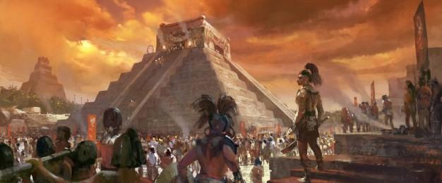 El pueblo Maya