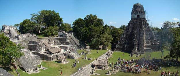 Tikal Petèn Guatemala