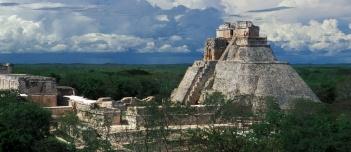 Uxmal Yucatàn Mèxico