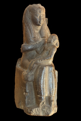 Isis-Hathor_giving_milk_to_horus-MBA_Lyon_H1398-IMG_0175-black