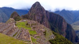 Machu Pichu Perù